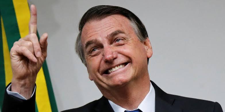 Bolsonaro tem 43% das intenções de voto para 2022; Doria, Ciro e Huck juntos não somam 10%