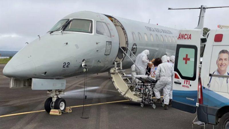 Amazonas começa a transferir mais de 230 pacientes para outros estados