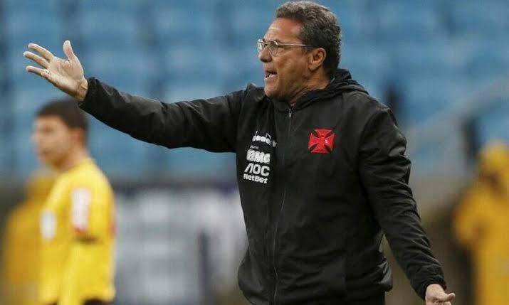Após demitir português, Vasco aposta em Luxemburgo para evitar rebaixamento