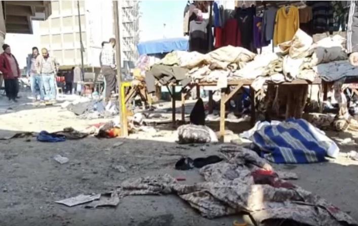 Ataques terroristas em Bagdá matam 13 pessoas e ferem mais de 30