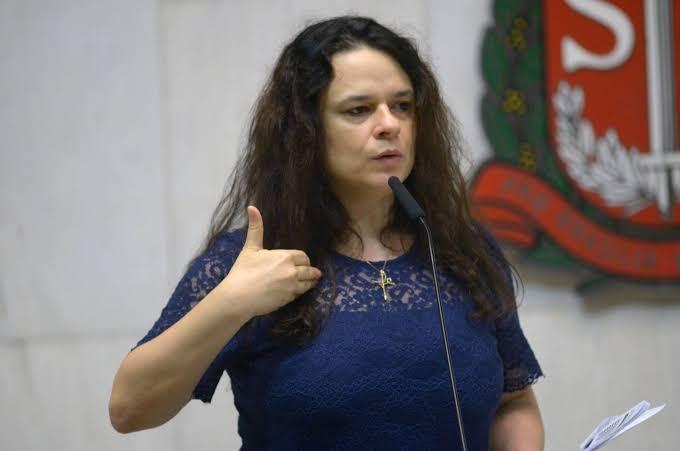 DEPUTADA JANAINA PASCHOAL DIZ TER RECEBIDO ÁUDIO QUE PODE CAUSAR PRISÃO DO GOVERNADOR DO AMAZONAS
