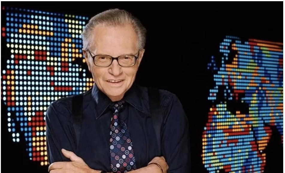 Apresentador americano Larry King morre aos 87 anos