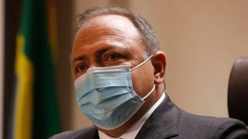 Aras pede ao STF abertura de inquérito contra Pazuello por colapso da saúde em Manaus