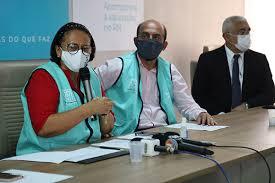 Sputnik V tem registro emergencial negado pela ANVISA, exatamente a vacina que Fátima Bezerra queria levar ao RN