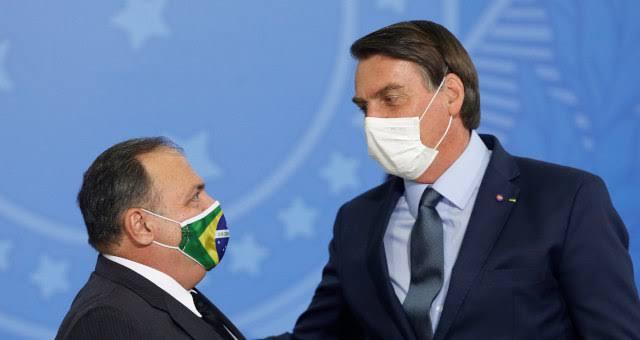Eficiência: Governo Bolsonaro pediu 5 dias para começar a vacinar, mas ministro antecipou e já começa nessa segunda as 7 da manhã