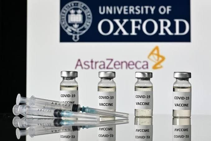 Mais vacinas de Oxford a caminho, serão em torno de 4 milhões de doses