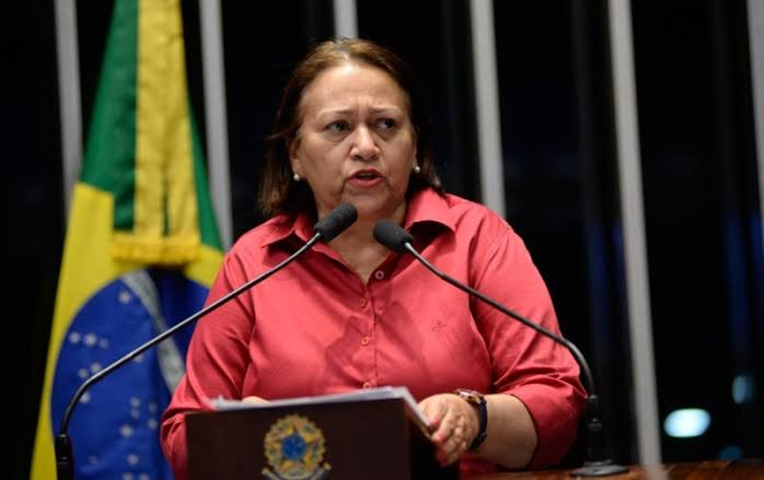 """Baleia Rossi liga para Fátima Bezerra convencer a Deputada Federal Natália Bonavides a votar nele; """"ela disse que não votaria em Baleia"""""""
