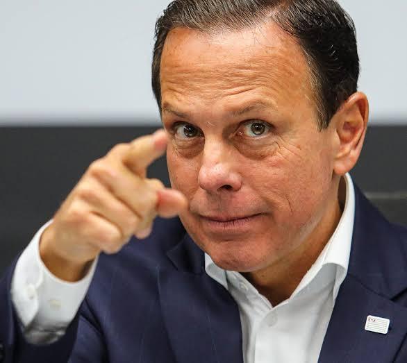A decisão de Lewandowski beneficiou diretamente o governador Doria ao estender o estado de calamidade em pontos específicos