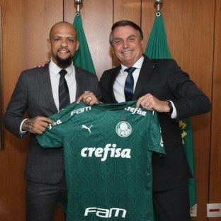 Palmeiras de Bolsonaro venceu o Santos de Doria e se sagrou campeão da libertadores