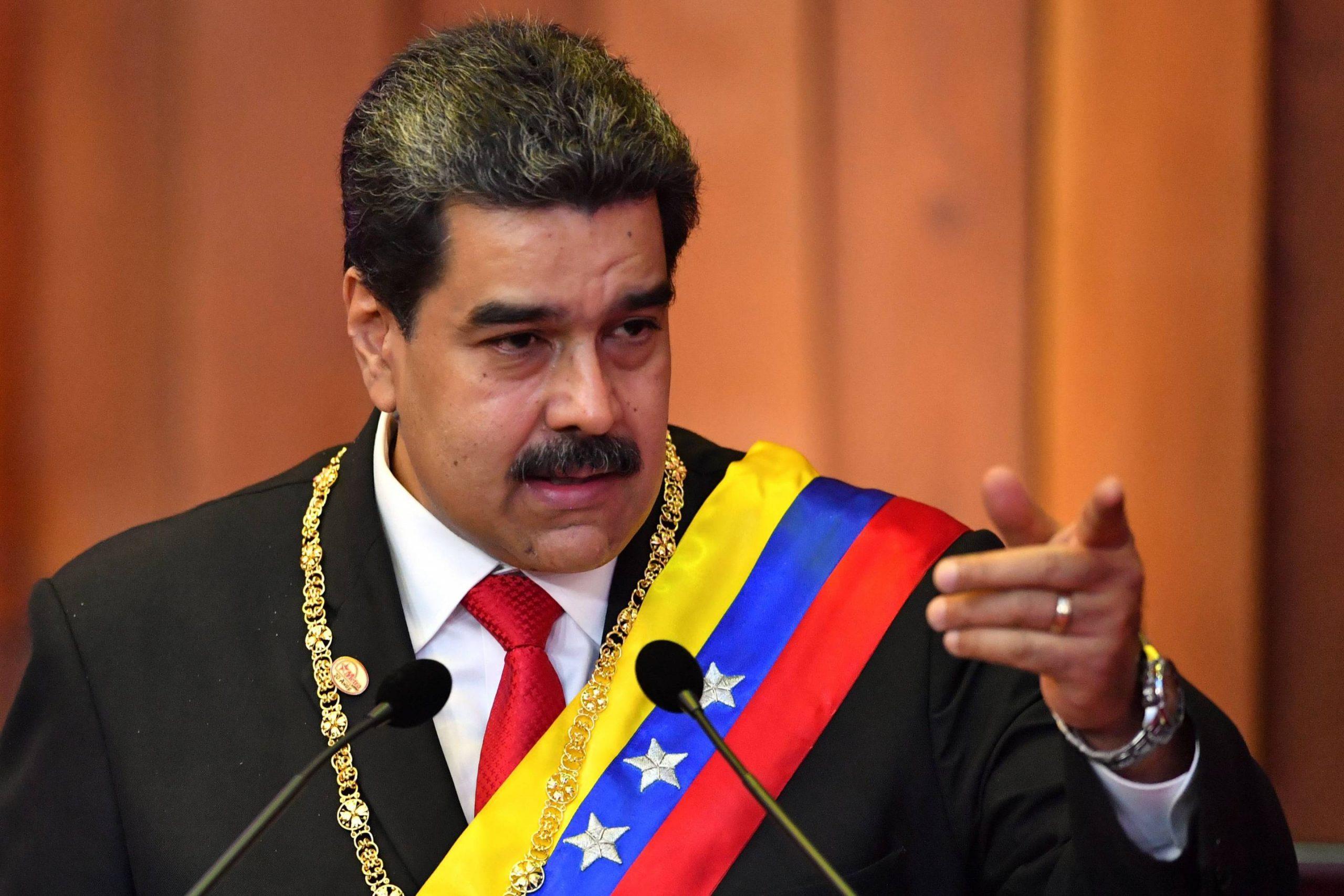 Venezuela condena 'violência' nos EUA, Veja nota