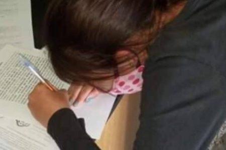 ABSURDO: Menina de 10 anos é detida por não usar máscara na Argentina; veja foto