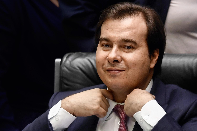 """Rodrigo Maia distribui cargos em forma de """"Trem da alegria"""" para tentar """"ajudar"""" candidatura de Baleia Rossi a presidência da câmara"""