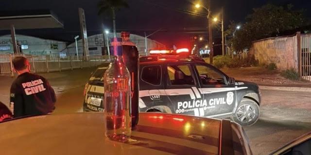 Policiais embriagados são presos em blitz da lei seca em Anápolis