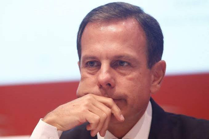 """Fiesp sobre aumento de impostos em SP:""""o que o governador Doria fala, não se escreve"""""""
