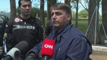 """Bolsonaro disse que só tem 1 vaga para ministro e que não vai recriar ministérios; """"só tenho a secretaria geral"""""""