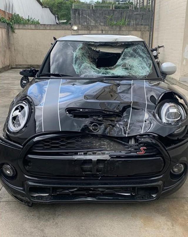 Pai do jogador Marcinho revela à polícia que filho dirigia o carro que atropelou professores no RJ