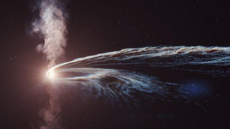 Pela primeira vez, cientistas detectam 'partícula fantasma'
