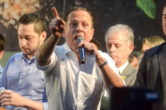 """Doria ataca Bolsonaro novamente: """"Negacionista"""""""