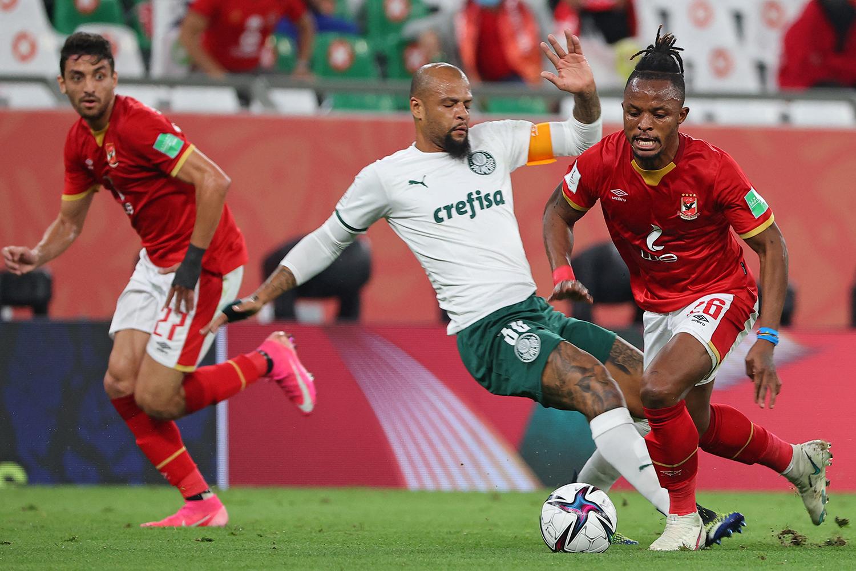 Palmeiras perde do Al Ahly nos pênaltis e vira primeiro sul-americano derrotado na disputa do terceiro lugar no Mundial