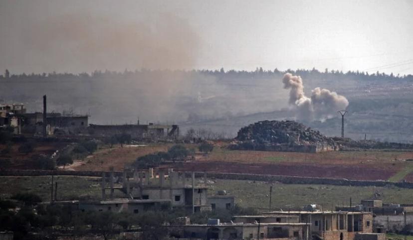 Ataque aéreo ordenado por Biden deixa pelo menos 22 mortos na Síria