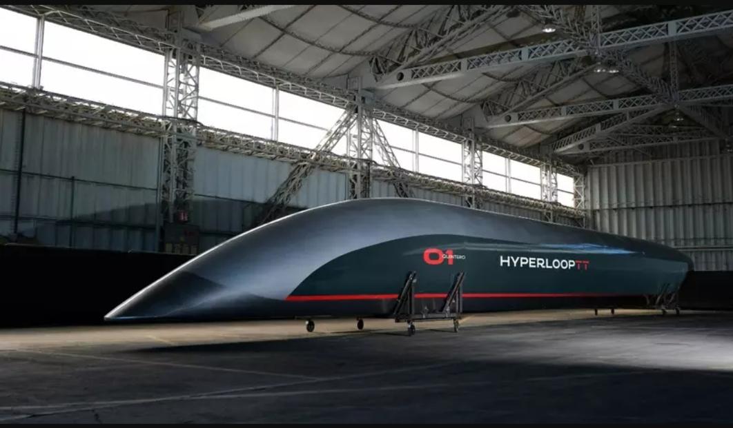 Brasil terá transporte de altíssima velocidade