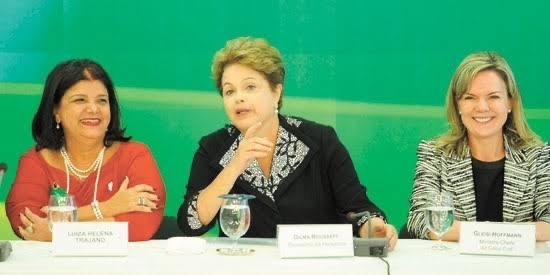 """Chapa do PT: o """"poste"""" para presidente e dona do magazine Luiza para vice"""