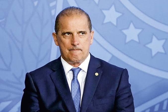 URGENTE – Onyx Lorenzoni é exonerado da Secretaria-Geral da Presidência