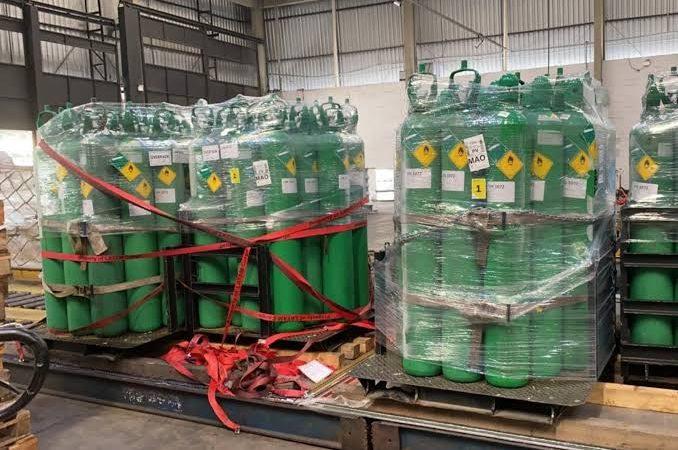 Saúde diz que enviará 5,4 mil m³ de oxigênio por dia a RO e AC