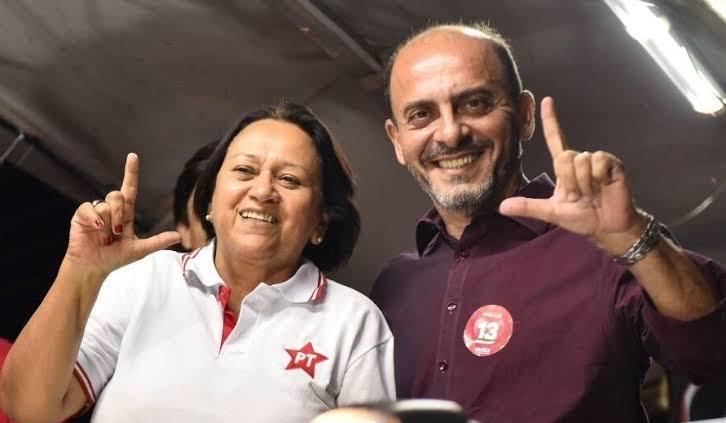 Vice de Fátima Bezerra testa positivo para Covid-19