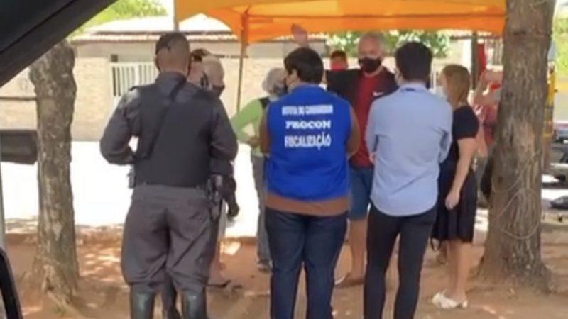 """General Girão defende ambulantes de decreto de lockdown no RN: """"É o sustento da família deles""""; VEJA VÍDEO"""