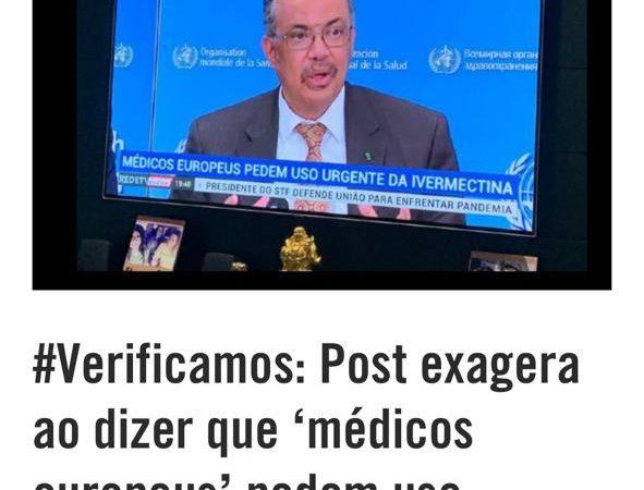 Perseguição: Sem ter como invalidar matéria, agência de checagens alega que Terra Brasil Notícias 'exagerou'