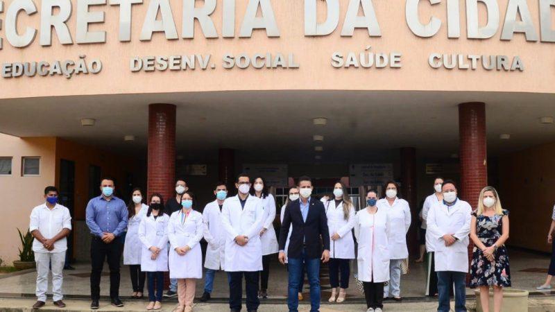 Mossoró recebe 12 novos médicos para atender nas UBS's