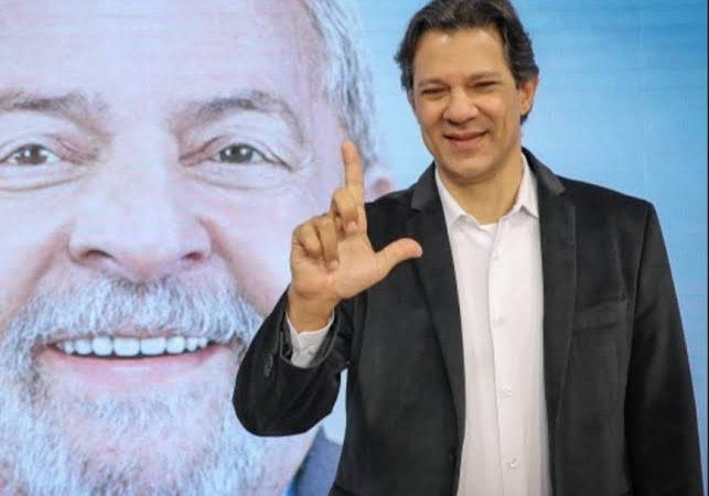 """Quer se isolar: Haddad diz que Ciro Gomes, Moro, Mandetta, Huck e Doria são de """"direita"""""""
