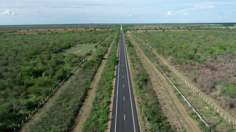 Governo Bolsonaro finaliza obra de trecho crítico da BR 405 no Rio Grande do Norte