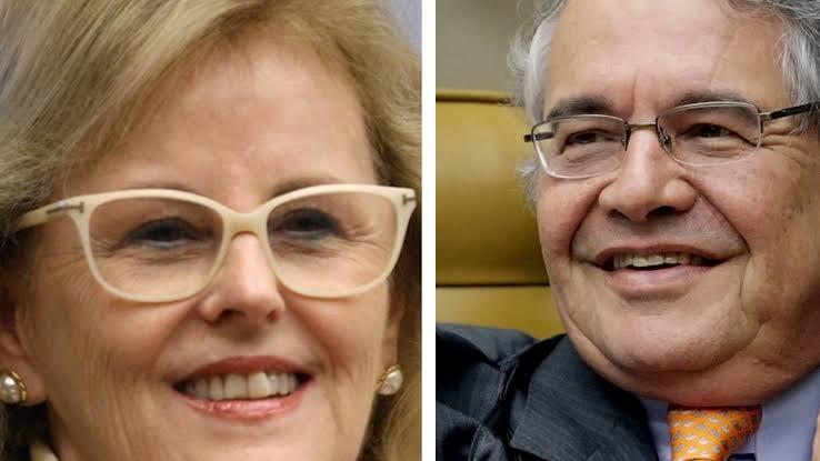 STF: Rosa Weber e Marco Aurélio tomam 1ª dose da CoronaVac