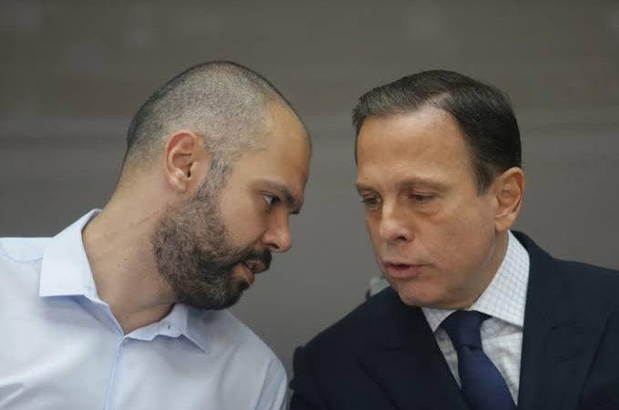 Crise: Doria critica Bruno Covas por antecipação de feriado