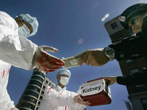 Autoridades dos EUA alertam para turismo de tráfico de órgãos na China
