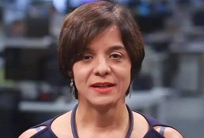 Apresentadora do Roda Viva e colunista do O Globo, Vera Magalhães faz 'ataque' xenofóbico a hospitais do Nordeste; VEJA VÍDEO