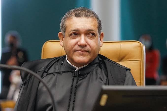 Nunes Marques cala Gilmar: 'Não temo ninguém, apenas a Deus'