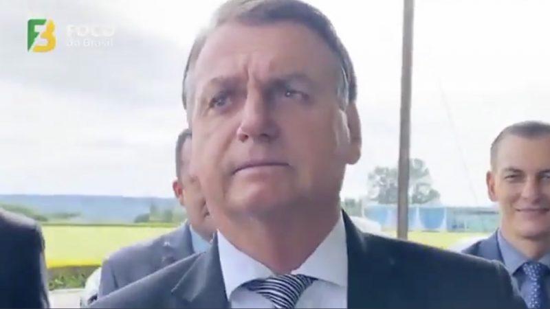 """Apoiadores reclamam de ações que restringem direitos na Bahia e São Paulo e Bolsonaro responde: """"tá chegando ao fim esse sofrimento"""", VEJA VÍDEO"""