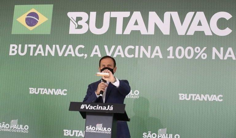 BOMBA: Hospital dos EUA diz que desenvolveu vacina anunciada como brasileira pelo Butantan