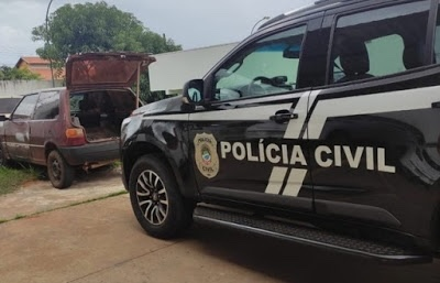 Homem furta boi em Fiat Uno