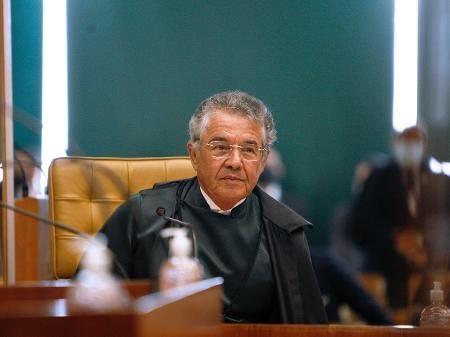 Marco Aurélio rejeita ação que exigia de Bolsonaro provas de fraude nas eleições de 2018