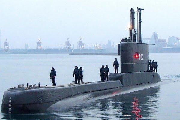 Tragédia: submarino da indonésia é encontrado no fundo do mar com tripulantes já sem vida