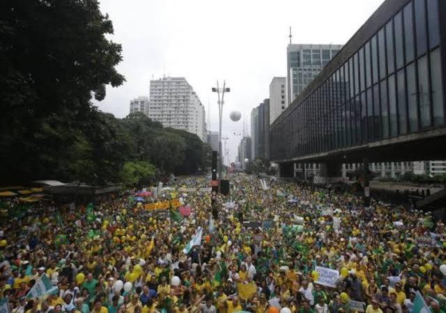 CPI de Renan inflama população e manifestações de 1° de maio devem ser gigantes