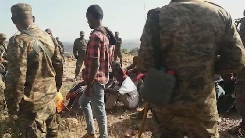 Soldado filma impressionante massacre em região de conflito na Etiópia; VEJA VÍDEO