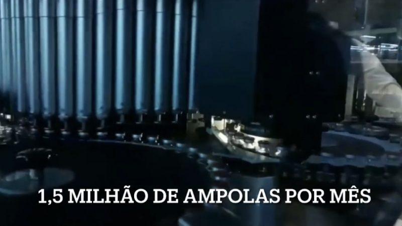Da série: Você não verá na grande mídia; Veja capacidade de produção de kits para intubação no brasil; ASSISTA VÍDEO