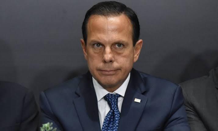 Medo de ser preterido: Doria quer eleição direta nas prévias tucanas para 2022