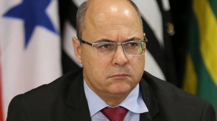"""Witzel surta e se diz perseguido: """"Meu processo teve dedo do Bolsonaro"""""""