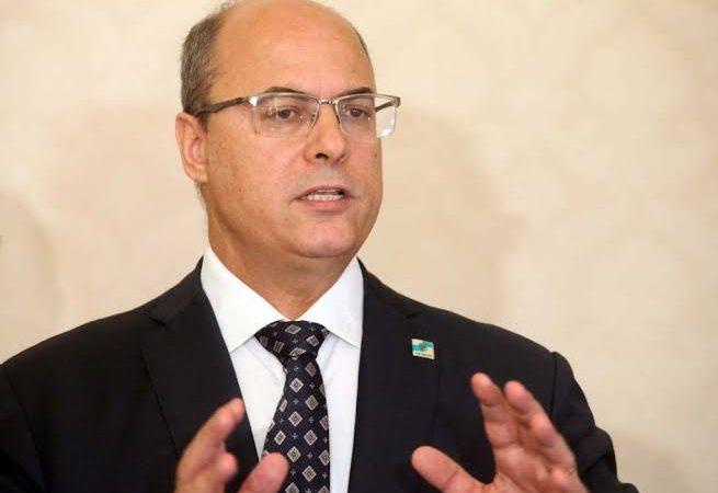 """Witzel diz que ainda visa ser presidente: """"Fazer muito pelo Brasil"""""""